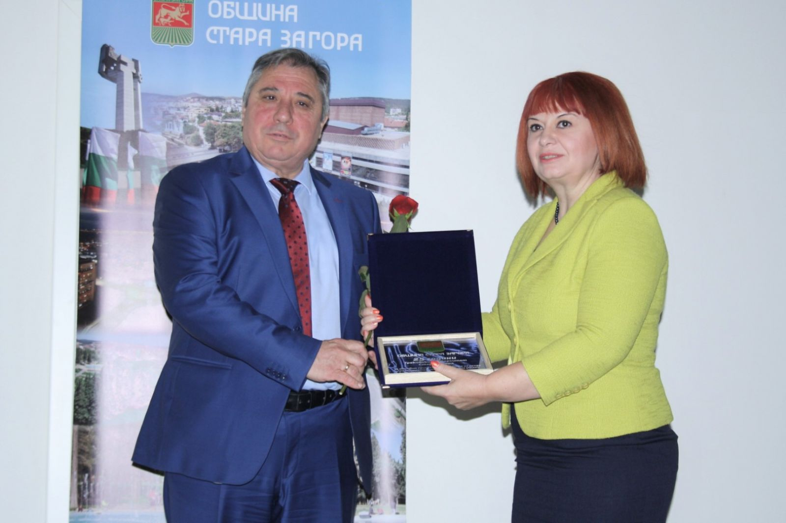 Областният управител Гергана Микова и зам. областните управители Петя Чакърова и Красимир Червилов взеха участие в тържествата по случай 24 май
