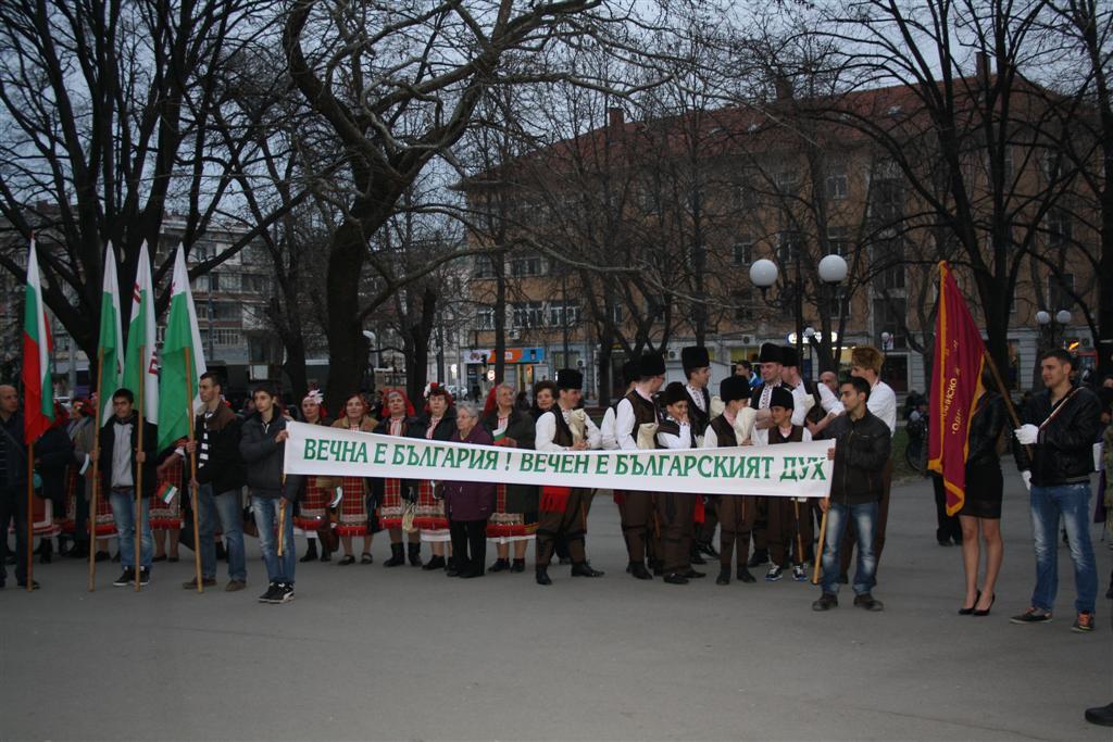 Зам. областният управител Мариана Кръстева взе участие в тържествата, посветени на Деня на Тракия