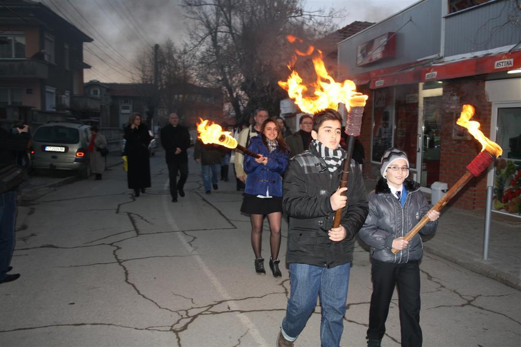 Запалиха огъня на Яворовата поезия в Чирпан