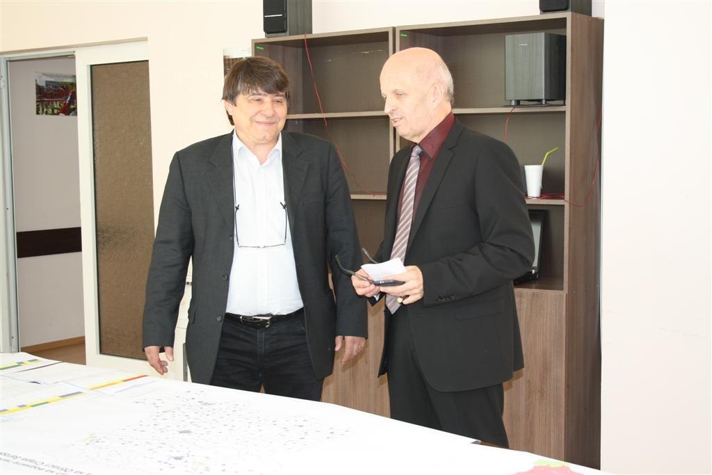 Областният управител инж. Георги Ранов откри работна среща на Басейнова дирекция-Пловдив