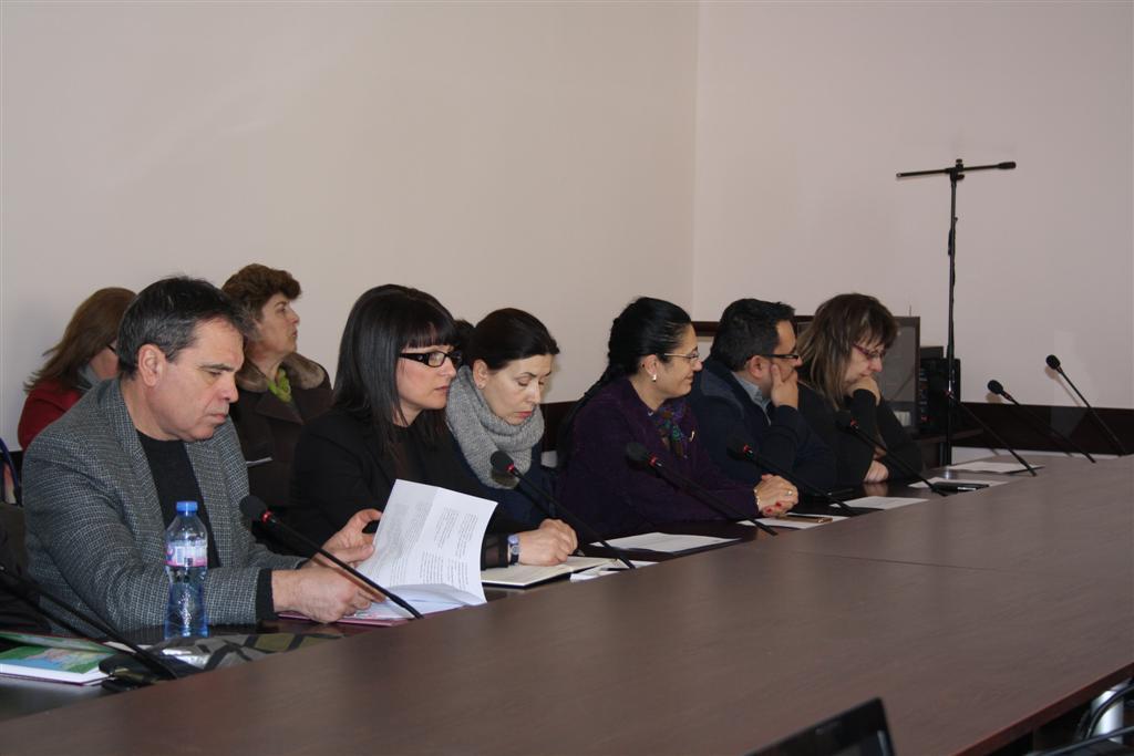 В Областна администрация се проведе заседание на Областния съвет по заетост