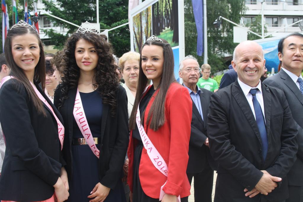 Областният управител инж. Георги Ранов присъства на празника на Казанлък