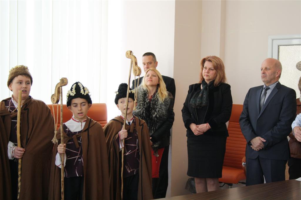 Областният управител инж. Георги Ранов направи отчет за едногодишния си мандат