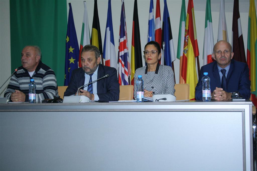 Областният управител инж. Георги Ранов присъства на кръгла маса, организирана от МЗХ