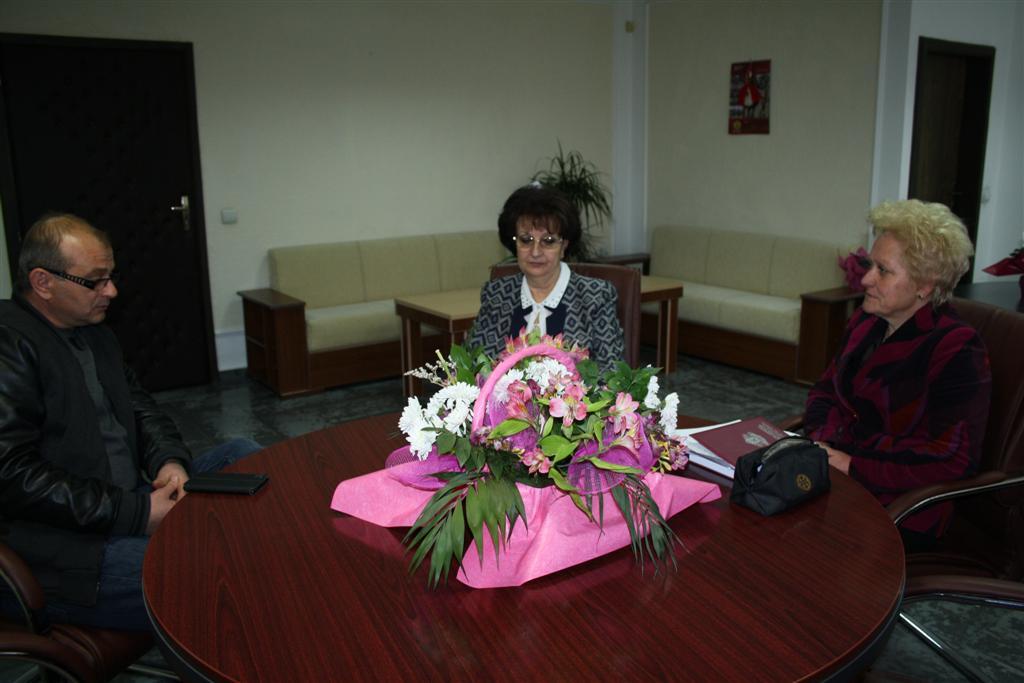 Областният управител проф. Веска Шошева и зам. областният управител Румяна Друмева се срещнаха с председатели на общински съвети